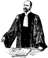 een advocate