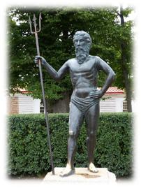 Chaque jour a son origine d'un dieu germanique ou grec.