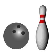 bowling spelen