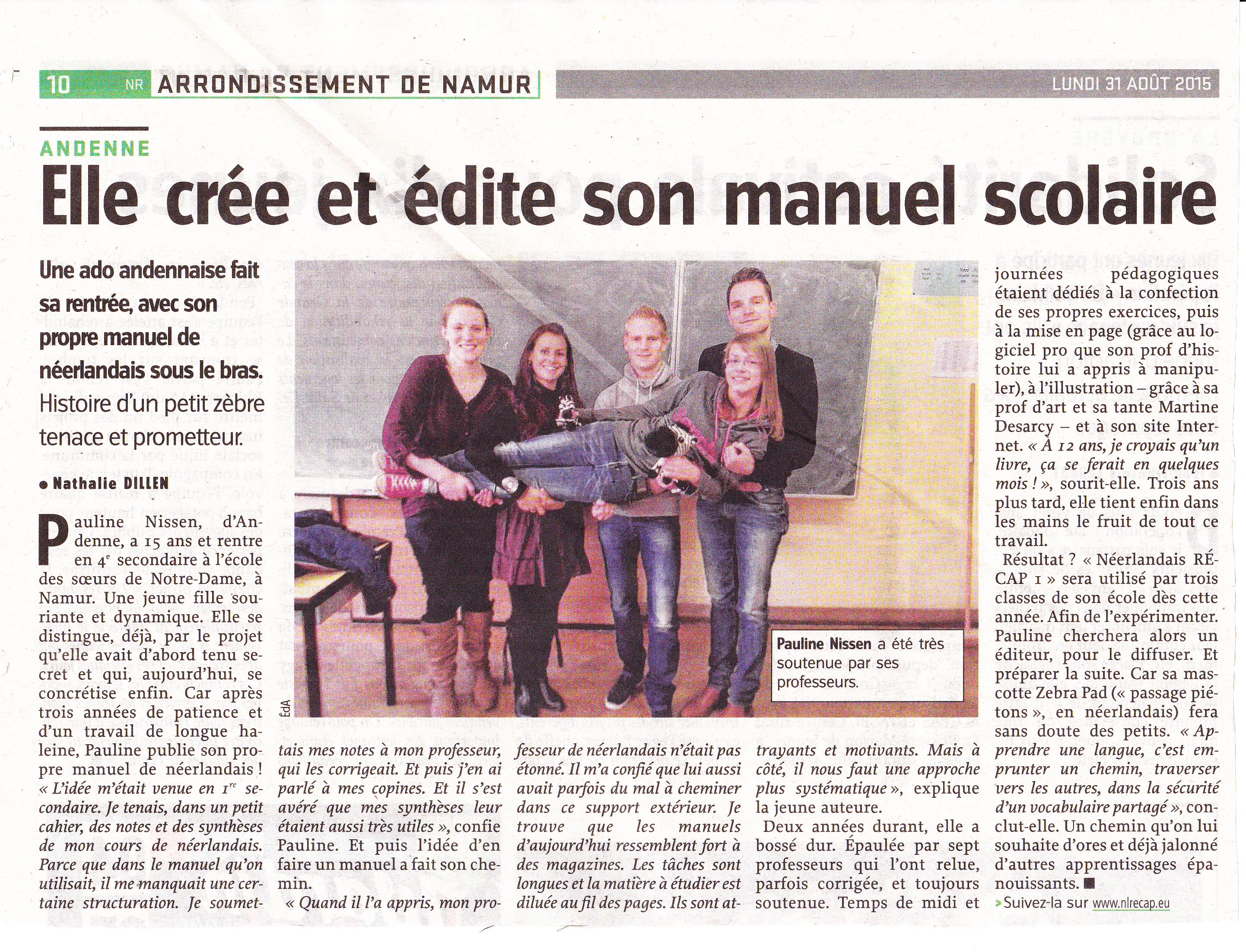 Article_Vers_L'Avenir_Namur_20150831_0002